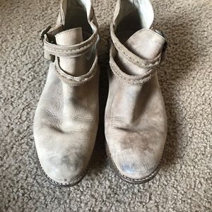 Free people ankle boots / booties.